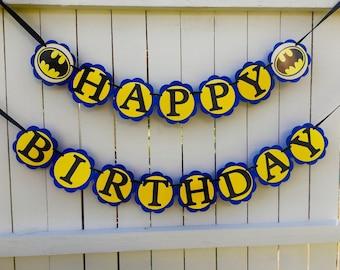 Batman birthday favor tags batman birthday banner batman shirt