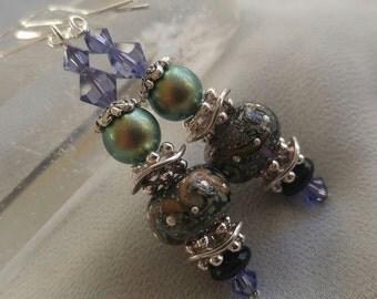 Forest Walk Earrings