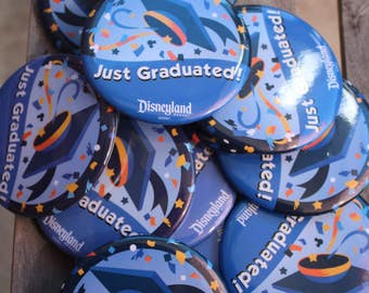 Just Graduated! Button