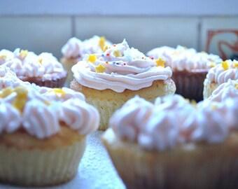 Cupcake/Natural Soy Wax Melts