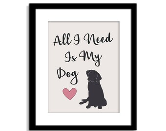 Dog Wall Decor customizable dogs are like potato chips dog sign funny