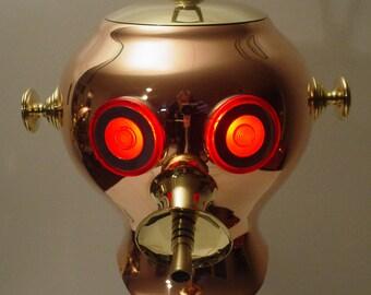Copper Martian Helmet Artifact