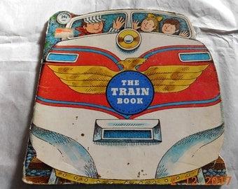 The Train Book A Golden Book by John Johnson