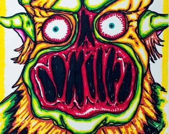Mush Mouth