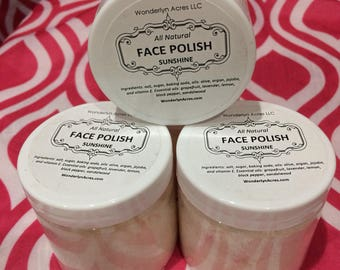 Exfoliating Face Polish