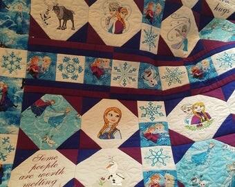 Frozen Quilt Set