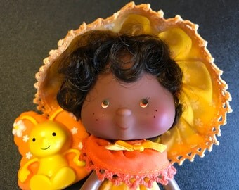 Orange Blossom and Marmalade Vintage Strawberry Shortcake