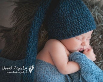 Free Shipping! - Stretch Knit wrap in LIGHT BLUE, newborn wrap, photography prop wrap, stretch wrap, newborn pictures