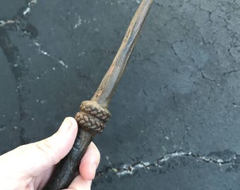 Pottermore inspired 3D printed wand - Knot Design - K-4
