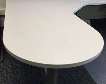 Herman Miller L shape Desk