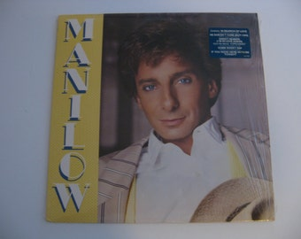 Barry Manilow - Manilow - Circa 1985