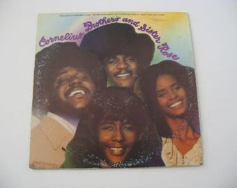 Cornelius Brothers And Sister Rose - Self Titled - Circa 1972