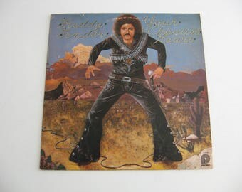 Freddy Fender - Your Cheatin' Heart - Circa 1976