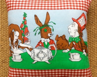 """Shop """"alice in wonderland fabric"""" in Home & Living"""