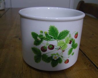 Portmeirion Summer Strawberries Planter