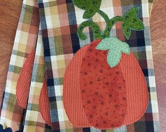 Pumpkin Tea Towel!