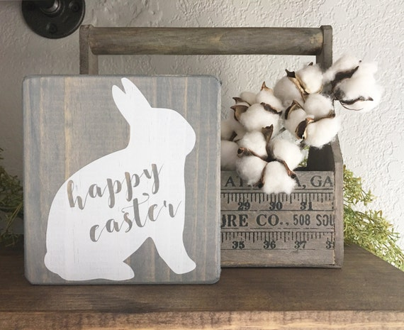 Easter Wood Signs Merry Christmas And Happy New Year 2018