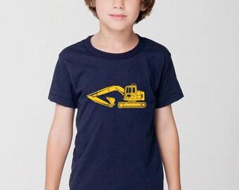 KillerBeeMoto: Limited Release Excavator Construction Equipment T-Shirt