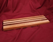 Cribbage Board, Laminated...