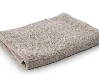 Gray linen bathroom towel, gray linen towel, sauna pure linen towel, sauna linen towel, flax towel, eco friendly towel, sauna bathroom towel
