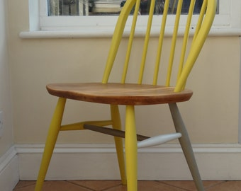 Ercol desk chair