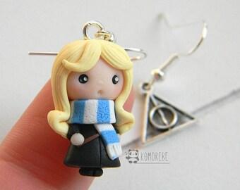 Luna Lovegood, Harry Potter, Earrings