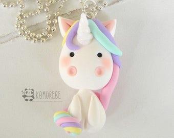 Unicorn, Unicorn, Necklace, Necklace