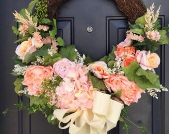 spring wreath for front door spring wreaths for front door summer door wreath