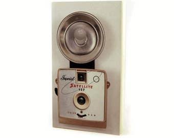 Book Vintage Old Camera