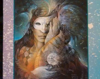 Goddesses knowledge Oracle Cards