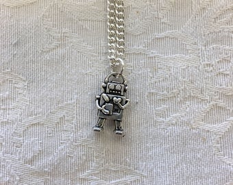 Mr Robot necklace