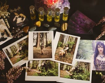 Mahafsoun Limited Edition Polaroid Bundle + Essential Oil Perfume (Limited To 5)