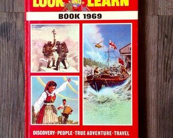 Look And Learn Annual 1969.