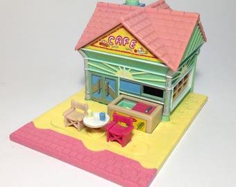 "Polly pocket ""Beach Cafe"""