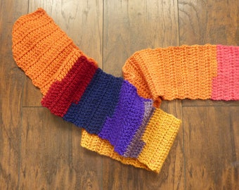 Summer Camp scarf