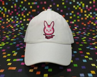 OverWatch D.Va Bunny Cap