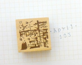 Chamil garden rubber stamp~Vol.2 03