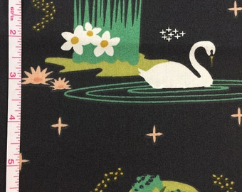 Swan Lake Dusk from Patrick Patton for Birch Organic Fabrics