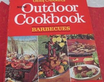 Betty Crockers New Outdoor Cookbook, 1967