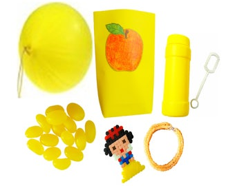 Snow White Themed Party Bag Favour