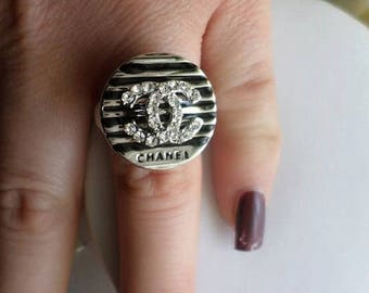 customized ring imitation CC