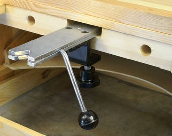 Smart Vise Steel Bench Pin With Clamp - 13-364