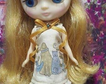 132 # Middie Happy Friends  A Dress
