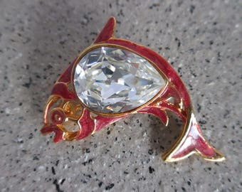 Little Fish Brooch Pin