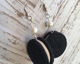 Miniature Oero Dangle Earrings