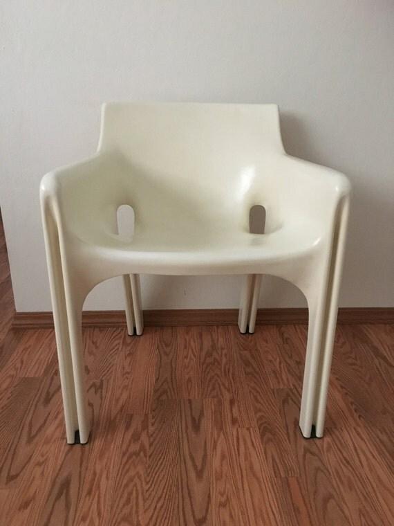 Artemide Gaudi Chair by Vico Magistretti