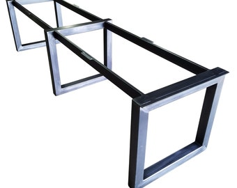 Metal Conference Table Base