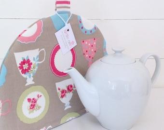 Tea Cups Tea Cosy, Tea Cosy