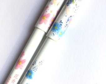 Kawaii girl gel pen