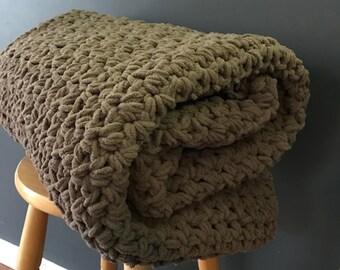 Chunky Hibernation Blanket